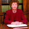 Page link: Bioghraphy of Mary Robinson
